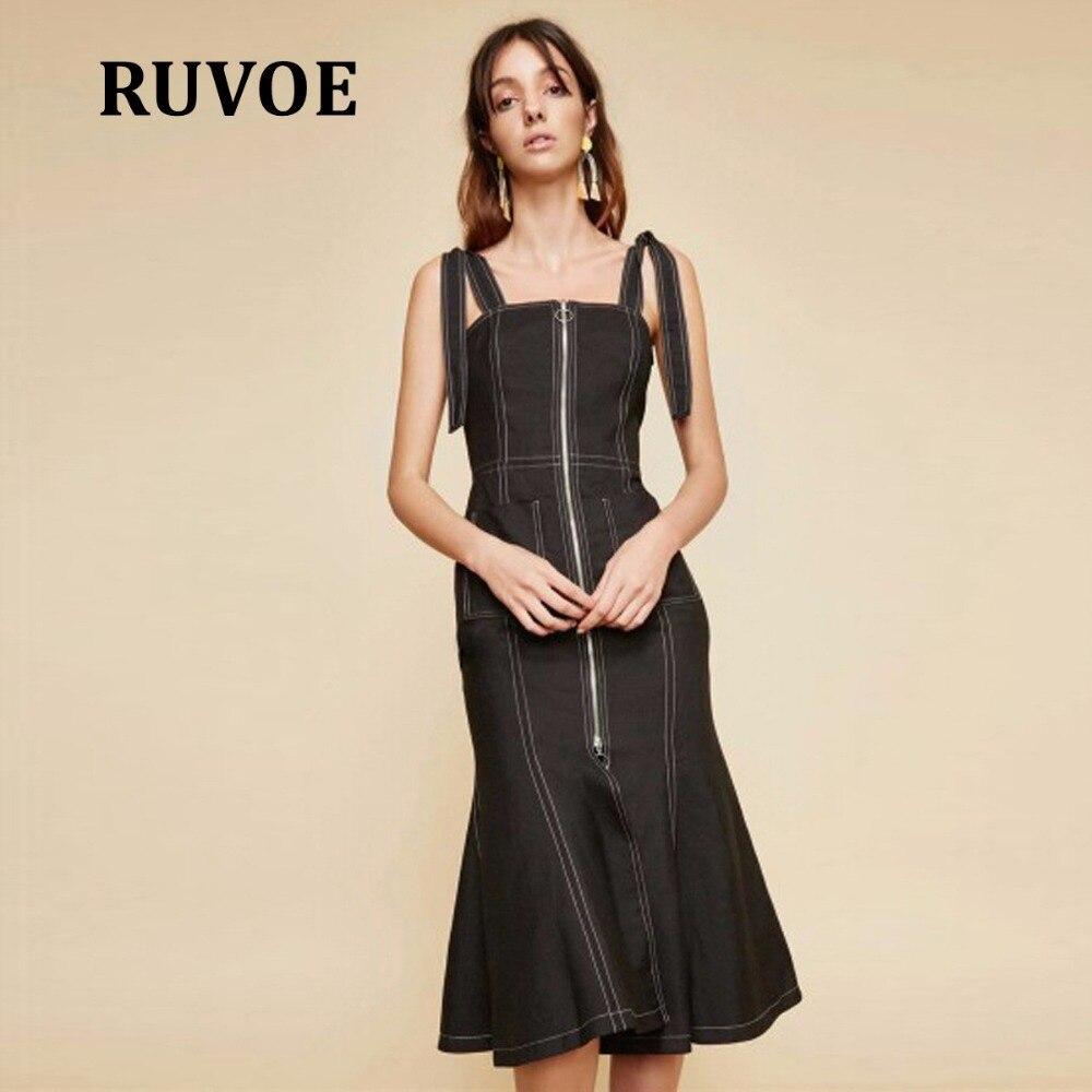 High Quality Yellow Dress Women Black Straps Backless Summer Fishtail Fashion OL Backless Elegant Street Dresses Plus Size XXXL