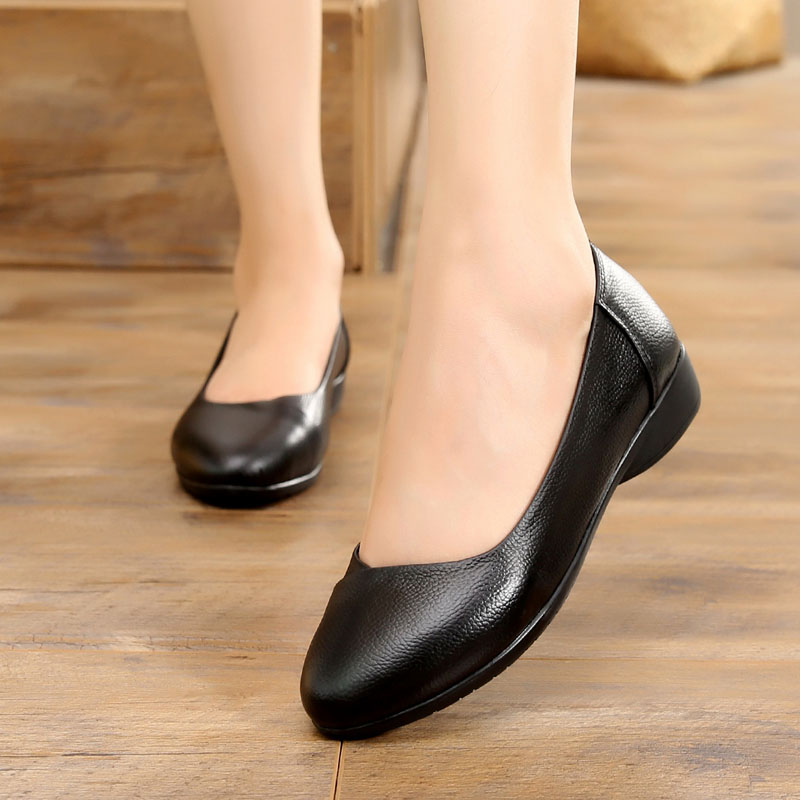Women Flats Slip On Genuine Leather Shoes Women Comfortable Slip-On Oxford Shoes For Women Fashion Flats Handmade Shoes ribetrini 2018 top quality slik upper crystals slip on spring summer shoes women flats comfortable date easy for walking