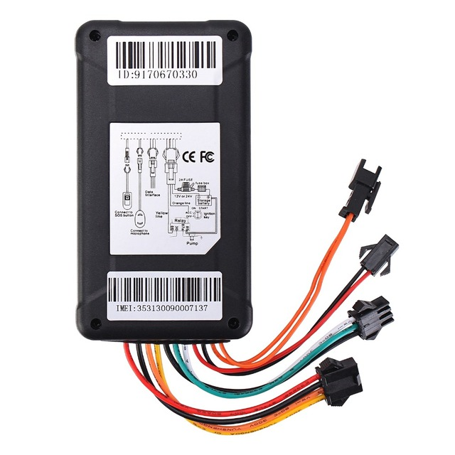 SinoTrack ST-906 GSM GPS tracker  for Car motorcycle vehicle tracking device with Cut Off Oil Power & online tracking software 3
