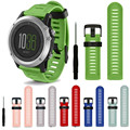 Fabulous Soft Silicone Strap Replacement Watch Band With Tools For Garmin Fenix 3 wholesale No25