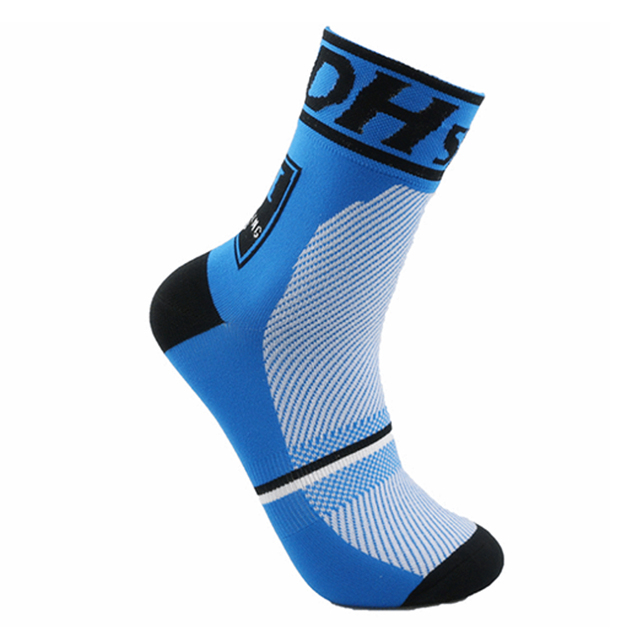 High quality Professional MTB mountain bike Cycling Outdoor sport socks Protect feet breathable wicking socks men Bicycle Socks