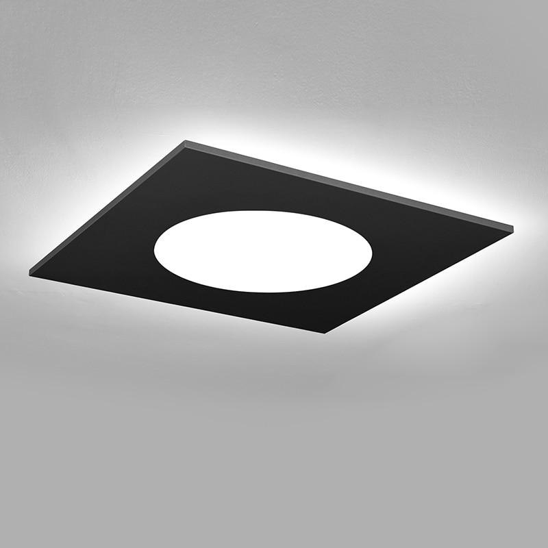 (EICEO) 2018 Ժամանակակից LED Առաստաղի լամպի - Ներքին լուսավորություն - Լուսանկար 3