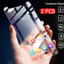 2pcs/Lot 9H Tempered Glass Screen Protector For Samsung Galaxy S7 S6 S5 S4 S3 mini Note 5 4 3 2 Explosion Proof Film(China)