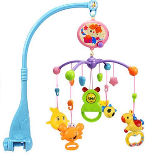 na venda do beb rec m nascido brinquedos chocalho do beb