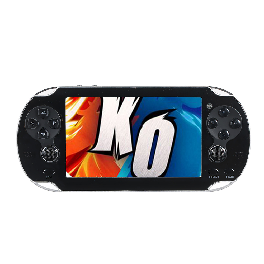 8GB 4 3 screen Built in Classic Games Machine Portable Game Consoles Handheld Player Handheld Video
