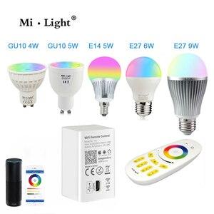 Milight Led Bulb MR16 GU10 E14
