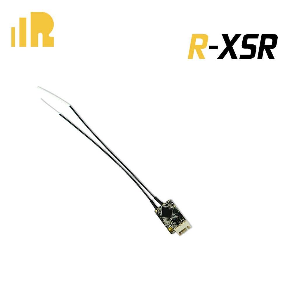 Frsky R-XSR/rxsr 超ミニ s.bus スマートポート冗長性のための fpv ドローン R9 ミリメートルレシーバー