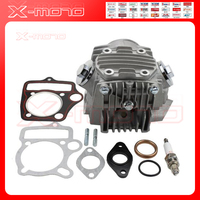 Completed Cylinder Head 110cc Engine For ATV Go Kart And Dirt Bike