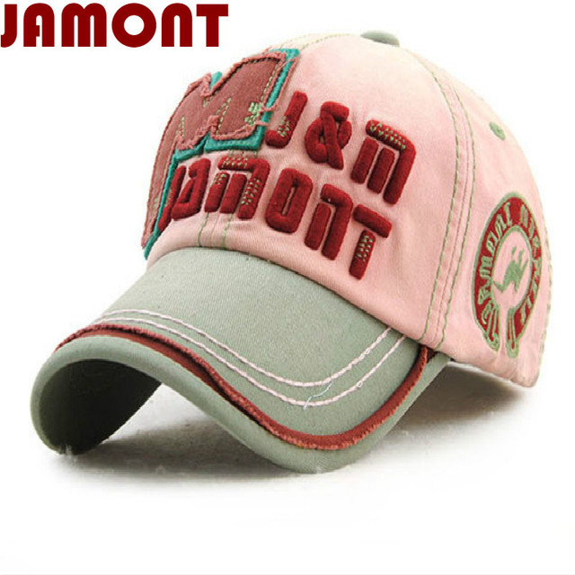 Jamont  bordado café Rosa béisbol casquillo de las mujeres sombrero del  SnapBack de la 3167ca5cab1