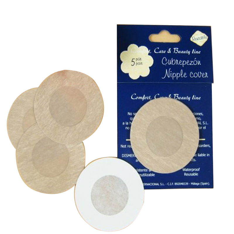 ee826fd187 50Pairs Underwear Women Bra Accessories Women Nipple Covers Pads Intimates  Invisible Bra Breast Petals Adhesive Sticker New -in Breast Petals from  Women s ...