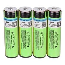 купить 100% Original NCR18650B 3.7V 18650 Battery 3400mAh Rechargeable Battery Li-ion Batteries for Flashlight Torch Drop shipping Cell по цене 203.93 рублей