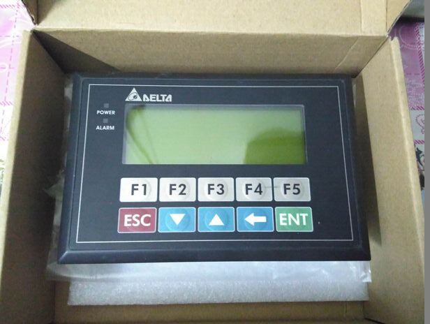 TP04G-AL-C Delta Text Panel HMI STN LCD single color 4 Lines Display model only for Delta PLC new in box tp04g bl c 4 1 192x64 stn monochrome delta text panel tp04g bl c hmi new in box fast shipping