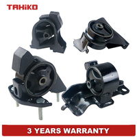 Engine Motor Trans Mount Set Fit for TOYOTA Corolla 1.6L 93 97 Corolla Manual