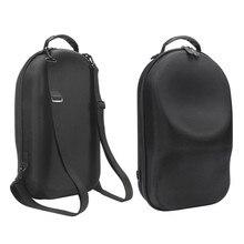 حقيبة ظهر صلبة EVA لـ Oculus Rift S ، حقيبة حمل لنظارات الواقع الافتراضي Oculus Rift S ، حقيبة سفر ، حقيبة واقية ، صندوق تخزين مقاوم للماء
