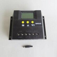 1pc x 50A 12V 24V CM5024Z JUTA PWM Solar system Controller Regulators LCD display use for