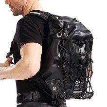 Duhan wodoodporna torebka plecak motocykl narzędzie do podróży bagażu torby torba męska motocykl noga moto konna torba na ramię