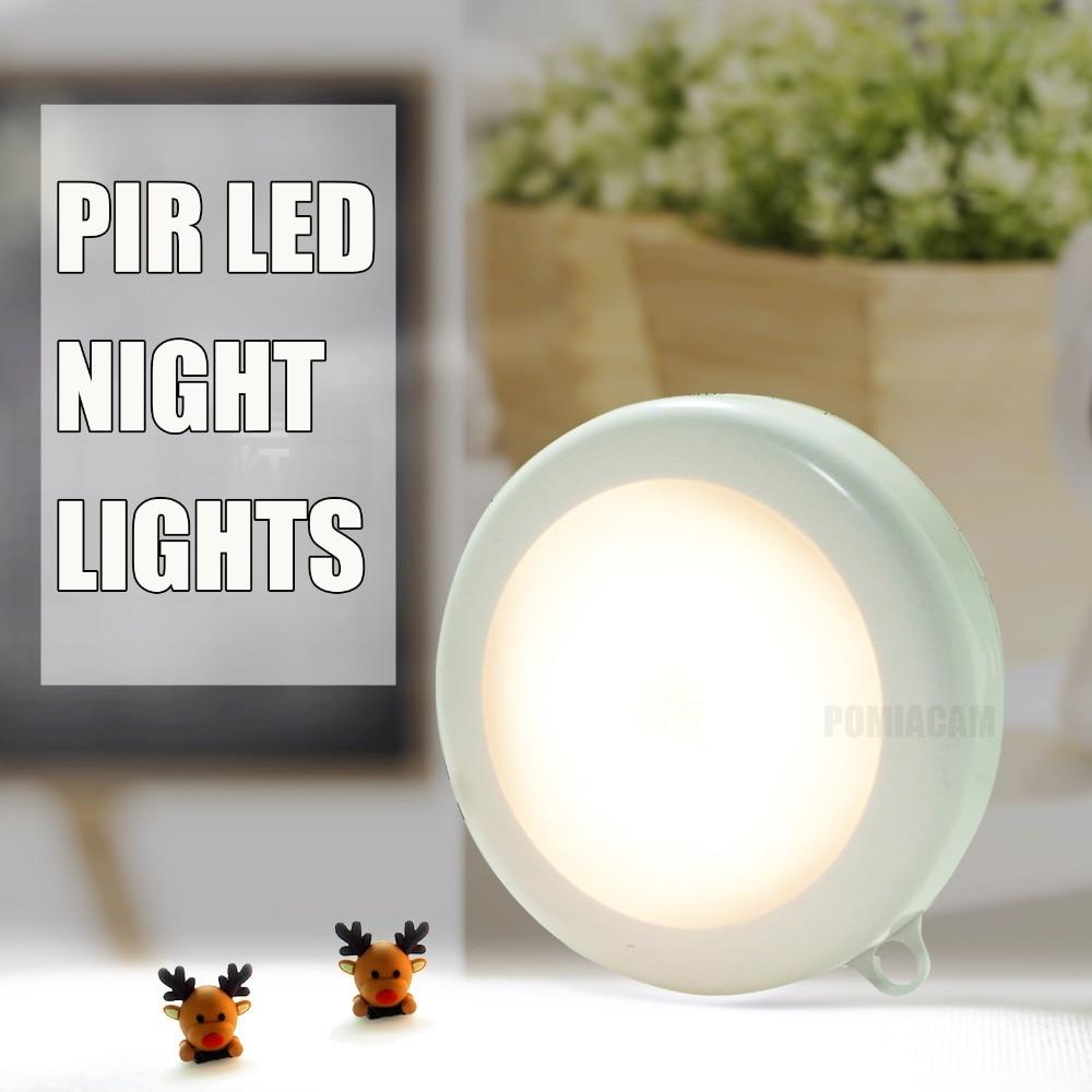 Y311 Infrared Human Body Intelligent Light Control Sensor Lamp Stairwell Toilet Up Night Baby Feeding Night Light White Light