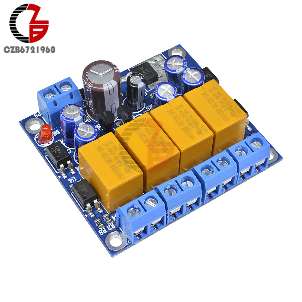 Digital Amplifier Modul Speaker Protection Board BTL für TDA7492 TDA7498 TPA3116