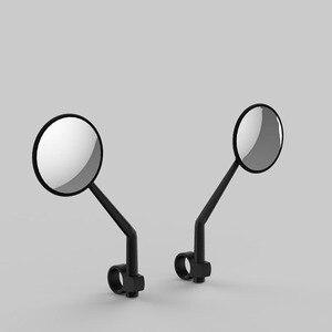 Image 2 - Xiaomi scooter elétrico espelho retrovisor mijia scooter elétrico espelho retrovisor para xiaomi m365 e es1 scooter elétrico