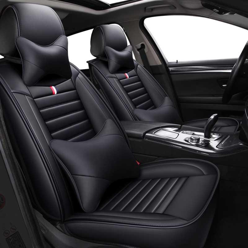 100% Wahr Autos Sitzbezüge Volle Auto Sitz Abdeckung Zubehör Für Toyota Prius 20 30 Highlander Rav4 Tercel Vios Kluger Avalon Tacoma