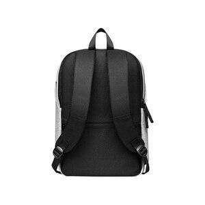 Image 5 - Hot Meizu étanche ordinateur portable bureau sacs à dos femmes hommes sacs à dos école sac à dos grande capacité pour sac de voyage en plein air Pack D5