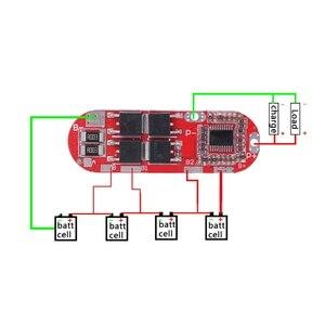 Image 3 - 3S 12.6V 4S 16.8V 5S 21V 18650 ליתיום ליתיום סוללה הגנת טעינת לוח
