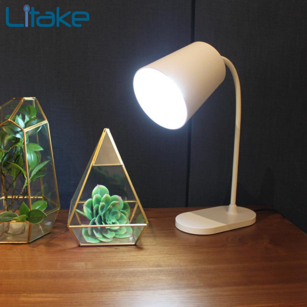 hight resolution of litake eye caring led table lamp elegant bedroom night light simple light bulb lamp wiring lamp with nightlight