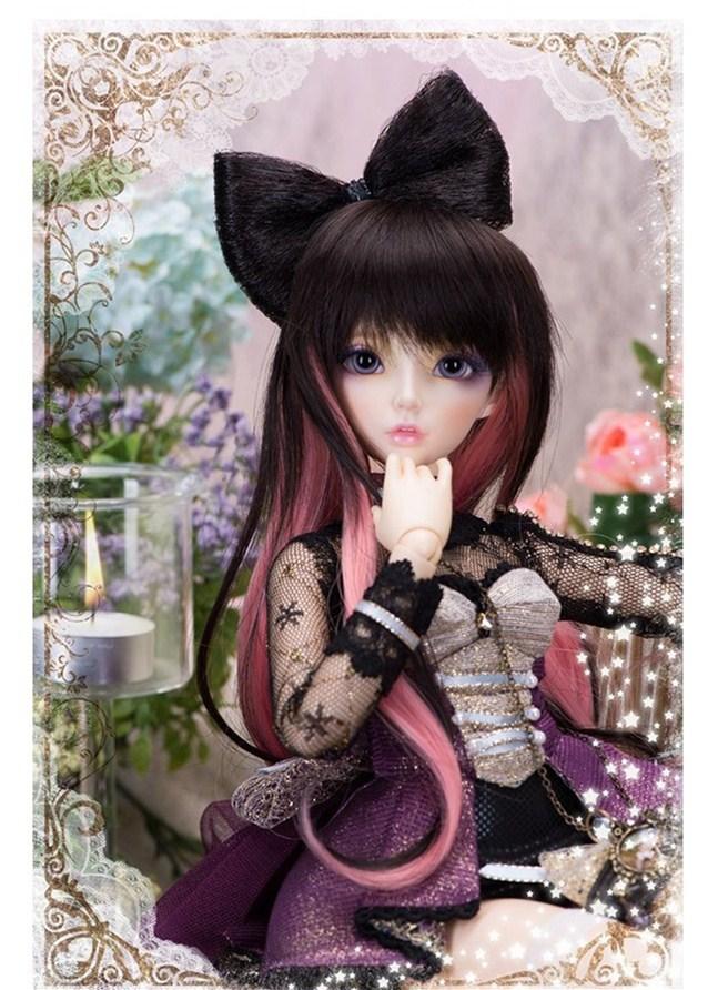 BJD 1/4doll- Celine Joint Doll Free Eyes stenzhorn bjd doll 1 4doll unoa lusis joint doll free eye