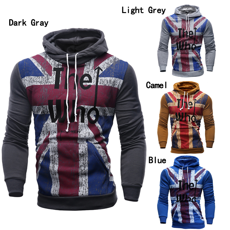 2019 New Fashion Style Rice World Flag Printing Geometric Hoodies Sweatshirt Leisure Casual Cotton Costume Men Regular Sleeve