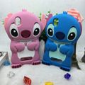 3D Cartoon Stitch Case For ZTE Blade X3 Cover For ZTE Blade D2 Cute Soft Silicone Phone Cover