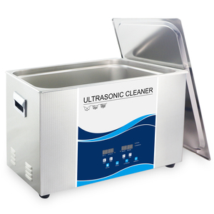 Image 3 - Ultrasonic Washer 30 Liter 600 900W optional Powerful Piezoelectric Transducer PCB board Car injector Engine Hardware Cleaner