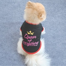 Summer Pet Dog Clothes For Dogs Pets Clothing Cotton Costume Products Cat Small Medium Chihuahua