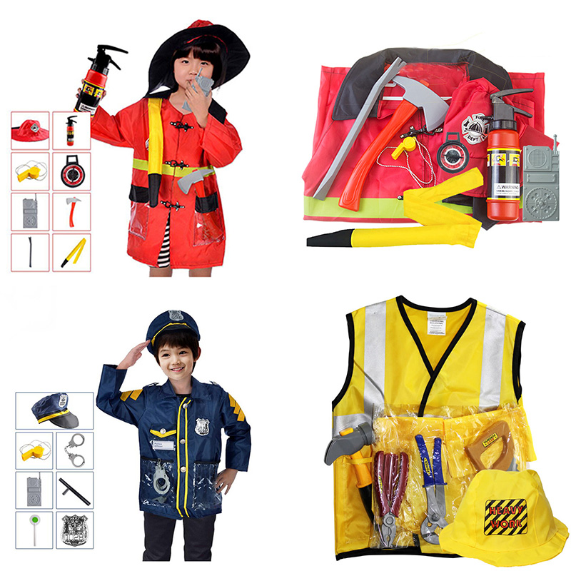 Free Shipping,Fireman Sam Costumes Kids Fireman Cosplay for Fancy Dress girls boys Clothes halloween party cosplay 4pcs gothic halloween artificial devil vampire teeth cosplay prop for fancy ball party show