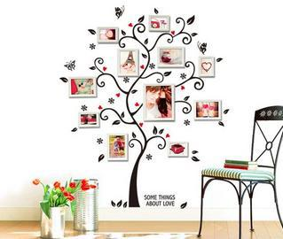 Family Tree Picture Frame Wall Hanging family tree wall hanging promotion-shop for promotional family