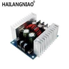 300 w 20a DC DC conversor buck step down módulo de corrente constante led driver power step down módulo tensão capacitor eletrolítico