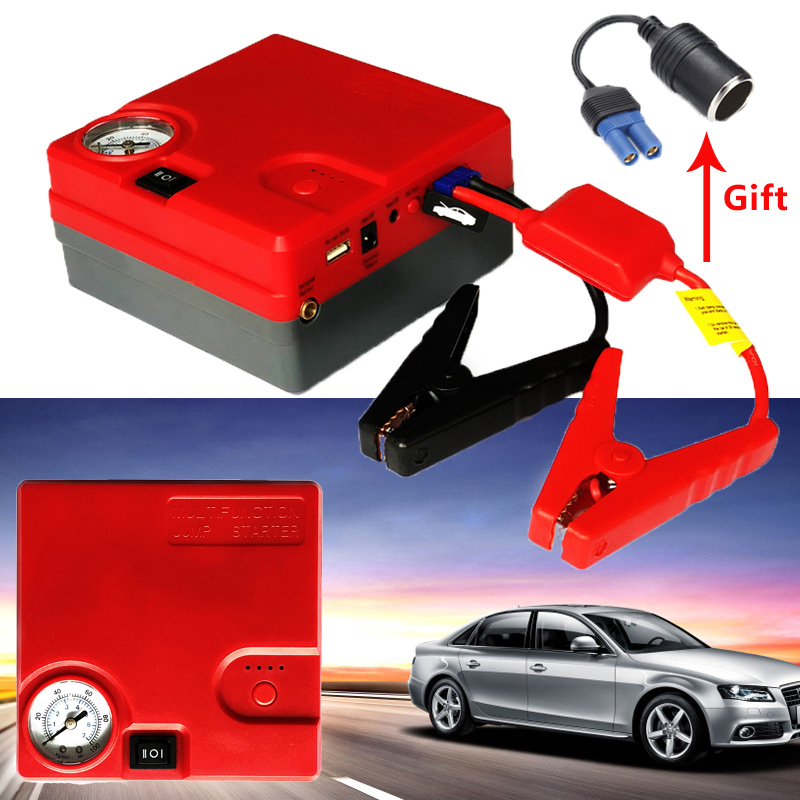 Best Car Jump Starter 16800mah High Portable Charger For Petrol Sel Cars Emergency Auto Battery Booster