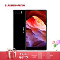 BLUBOO S1 5,5 ''FHD Смартфон 4G 4G RAM 64g ROM MTK6757 Восьмиядерный мобильный телефон Android 7,0 13MP + 5MP двойной сзади Камера OTG