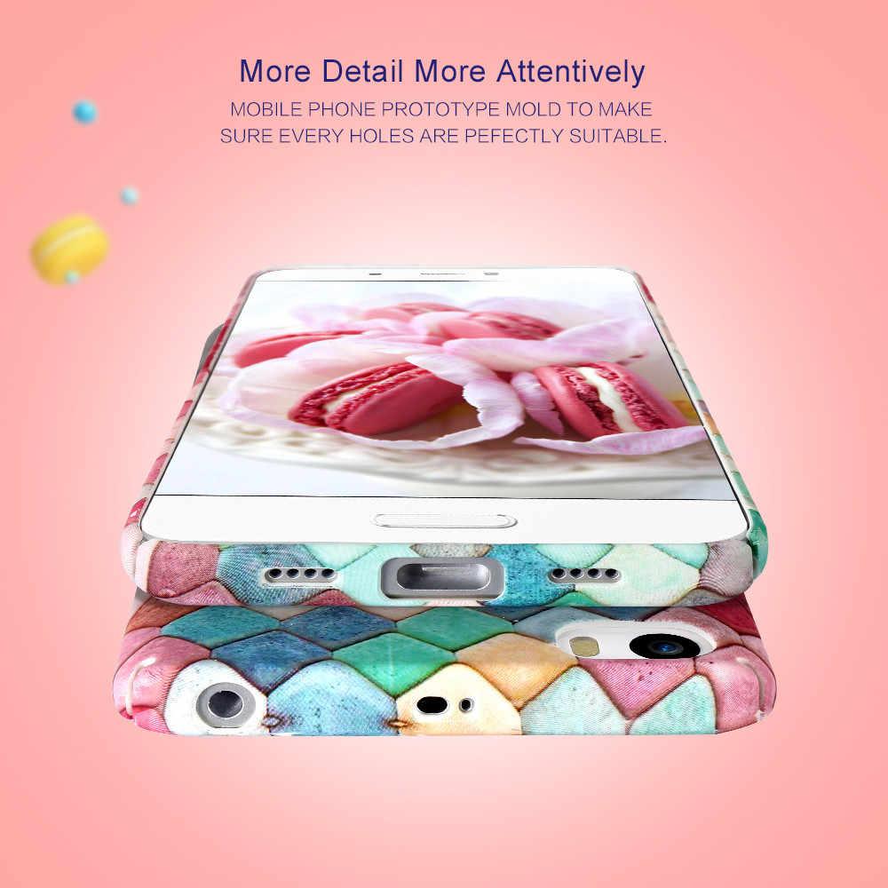 FLOVEME สำหรับ Xiao Mi Mi 5 กรณี Xiao Mi Mi 6 Case สำหรับ Xiao Mi Mi 5 6 9 น่ารัก 3D เครื่องชั่งน้ำหนัก Hard สำหรับ iPhone 8 7 6 6 S PLUS