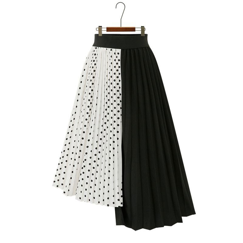 Dot Spring Skirt USD 9