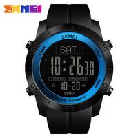 SKMEI Sports   Watch   Men Top Brand Luxury LED   Digital     Watches   Male Clocks Men's   Watch   Male Outdoor Wristwatch Relojes Maculino