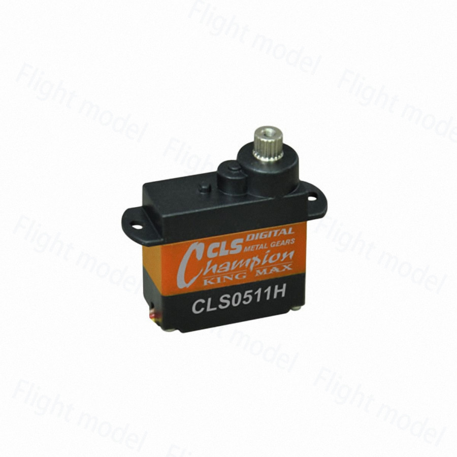 KingMax CLS0511H 5.3g Digital Coreless Micro Servo Operating Voltage DC3.7~6.0V