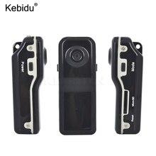 Kebidu 720P HD DVR Mini DV DVR de la Cámara de deportes para bicicleta/moto grabadora de Audio/vídeo, Mini cámara DVR + soporte