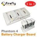 Gerenciador de bateria Inteligente Carregador 3in1 para DJI Fantasma 4/PRO/PRO +