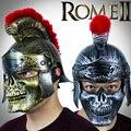 Halloween Hat Ancient Rome Sparta Arena Tour Cosplay Deadpool Samurai Medieval Helmet Plastic Toy