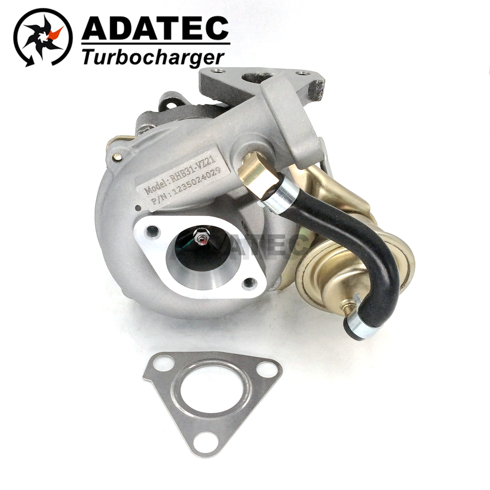 IHI turbo RHB31 turbocharger VZ21 13900-62D51 turbine for Motorcycle QUAD RHINO dune buggy modify starter moto for js400 yh 010 400cc gokart buggy dune buggy gkt400 dunax400 xatv yonghe motorcycle f3 d60000 0