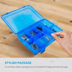 Image 5 - SunFounder Super Starter Learning Kit for Raspberry Pi 4B 3B+ 3B 2B B+ A Zero With instruction Book