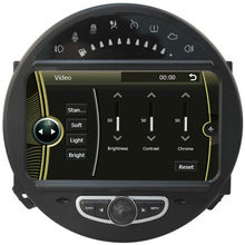 For wince 6.0 Mini before 2013 car radio gps with IPOD/Bluetooth/MP5/RDS/FM/MTK ARM 11 project with 800 MHz frequency processor