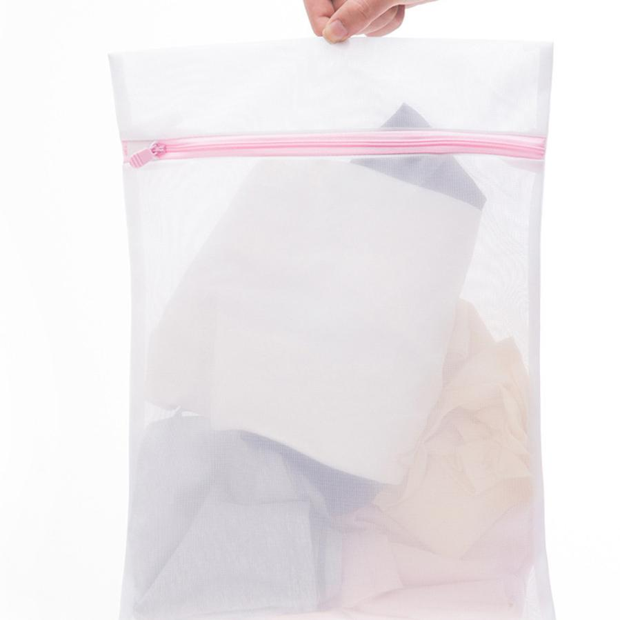 3Pcs Laundry Bags For Dirty Clothes Underwear Aid Bra Socks Lingerie Laundry Washing Machine Mesh Bag 2O0126