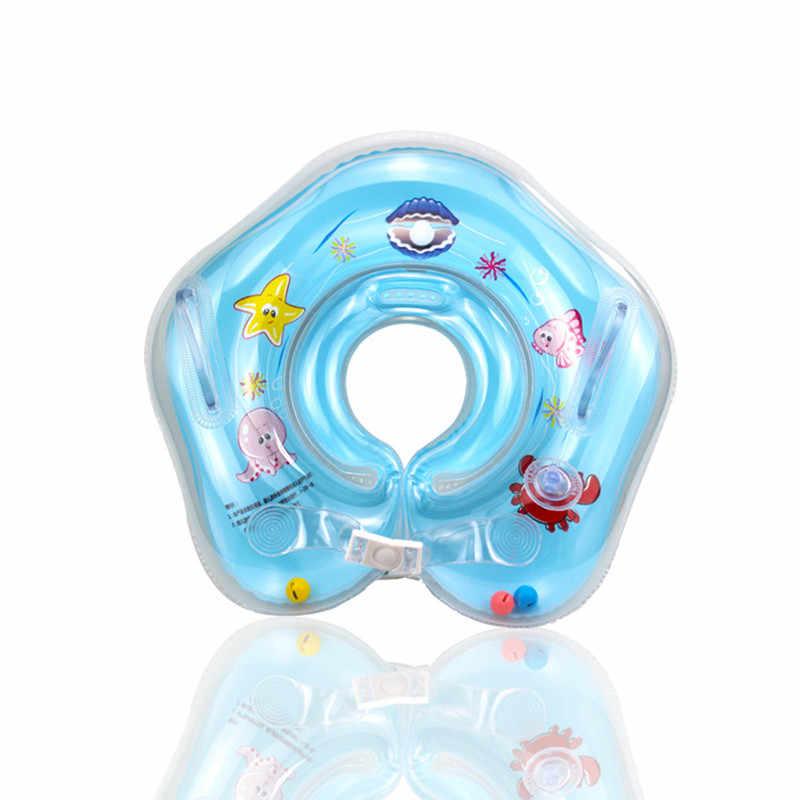 Kleine Roaming Zwemmen Baby Zwembaden Baby Opblaasbare Cirkel Baby Hals Baby Float Opblaasbare Voor Baden Cirkel Veiligheid Hals Float