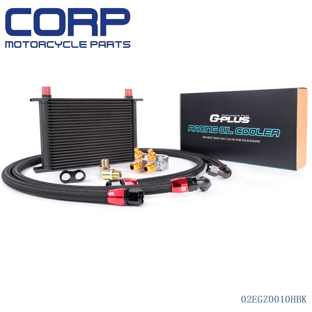 GPLUS 25ROW Thermostat Adaptor Engine Racing Oil Cooler Kit For CAR/TRUCK BK видеоигра бука saints row iv re elected